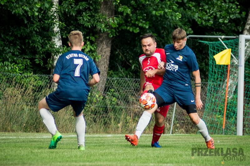 27.07.2019 Wierzchosławice | LKS Wierzchosławice-Ostrów - GROM Sufczyn | mecz sparingowy | fot. Tomasz Przeklasa